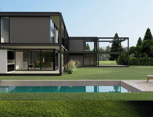 Menos ladrillos, más acero: la tendencia en la arquitectura moderna