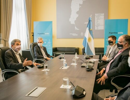 Se creó el Consejo consultivo para el desarrollo e innovación ferroviaria (CENADIF)