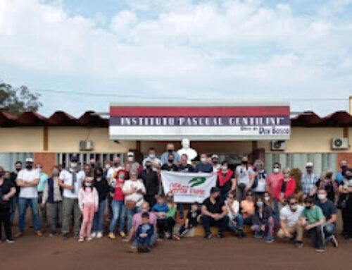 Impresionante Rally Patrimonial y Turístico por la Ruta de la Yerba Mate