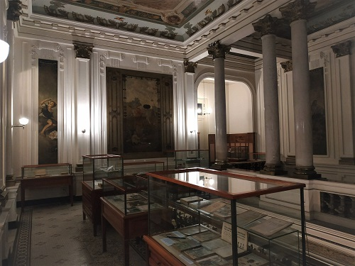 """La sede central de UPCN reconocida como """"edificio emblemático Art Nouveau"""""""