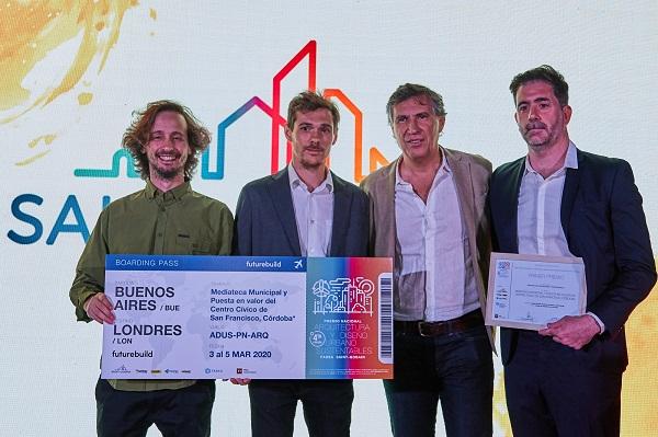 """Se dieron a conocer a los ganadores de la 4ta edición del Premio ADUS en las categorías """"Arquitectura Sustentable"""" y """"Diseño Urbano Sustentable"""""""
