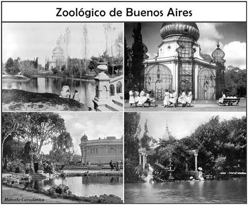 El zoológico de Buenos Aires:  Un patrimonio cultural destruido