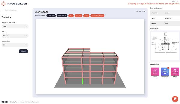 Tango Builder, la plataforma argentina que revolucionará el mercado de la construcción