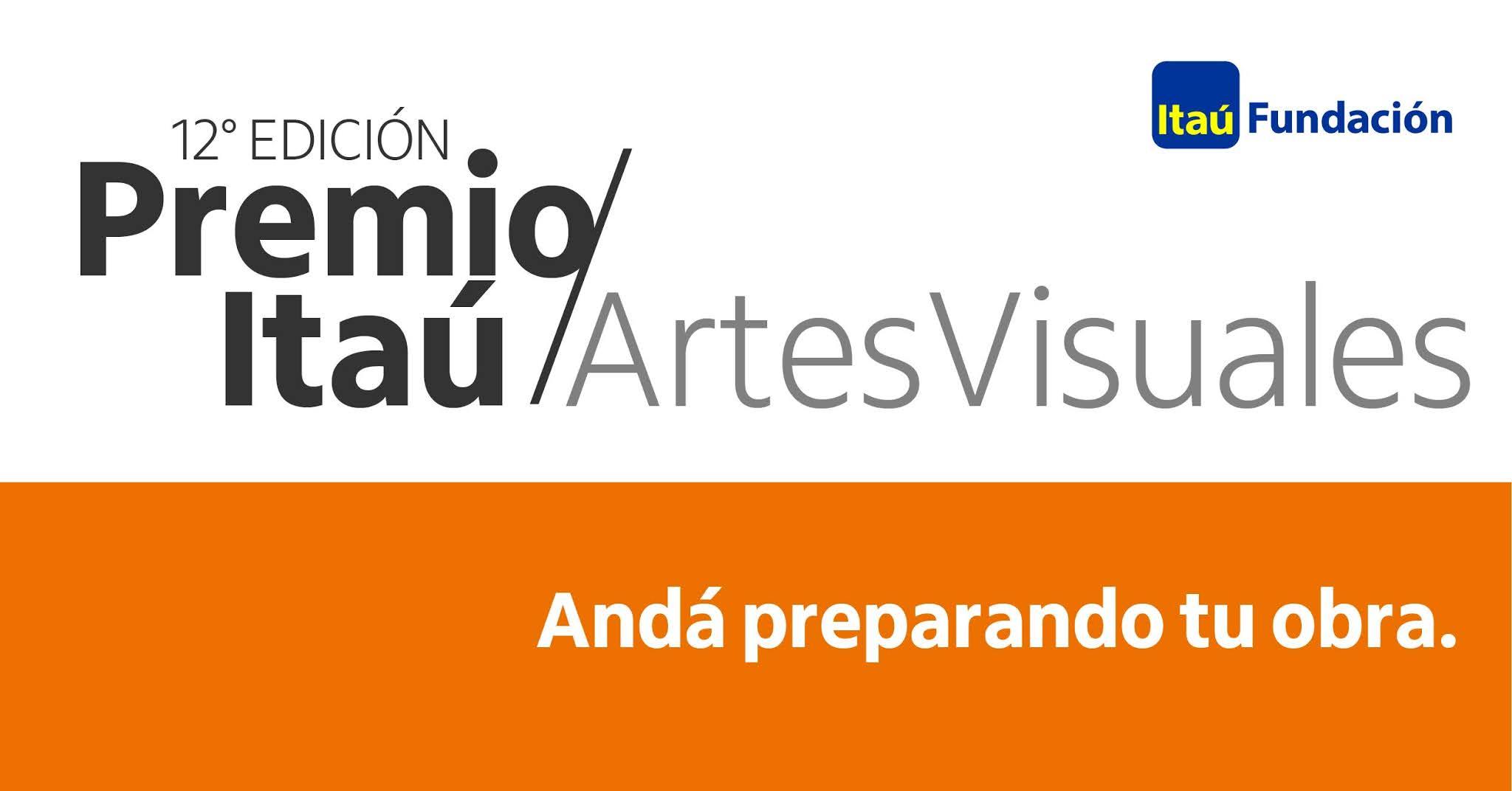 Convocatoria abierta: Premio Itaú de Artes Visuales 2021