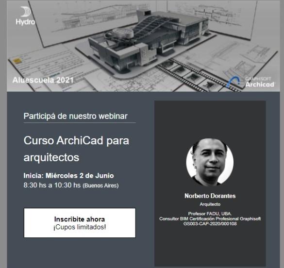 Hydro junto a la innovación digital para los arquitectos