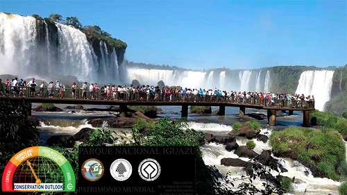 Iguazú, Patrimonio Mundial Natural amenazado