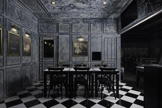 """Restaurante """"La Marquesa"""": Un lugar en el que el tiempo se detuvo."""