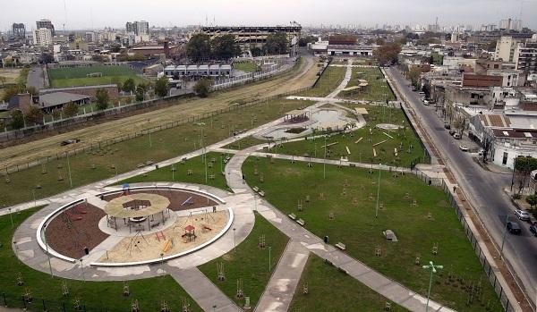 El parque que supimos conseguir